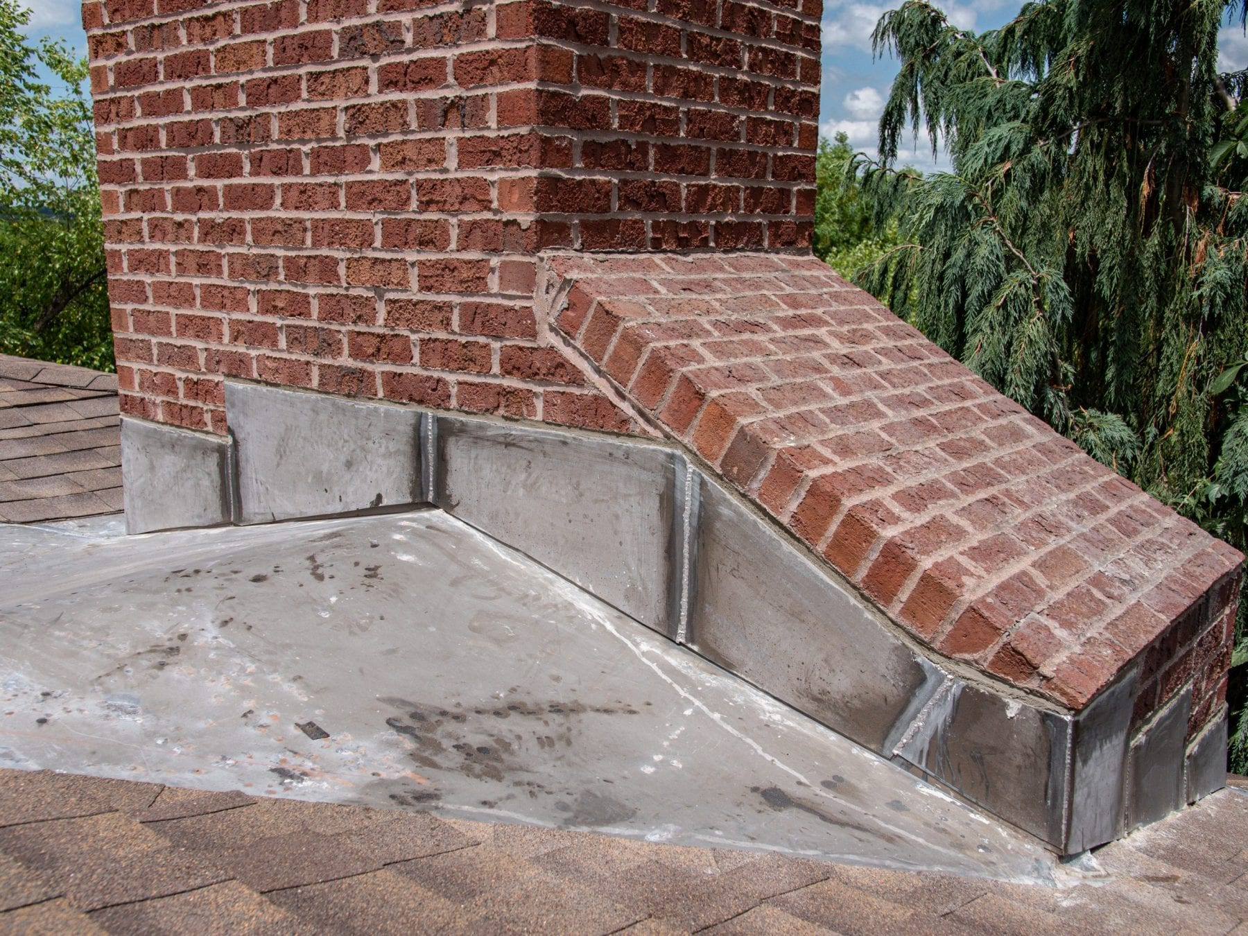 Chimney Flashing Repair Cincinnati