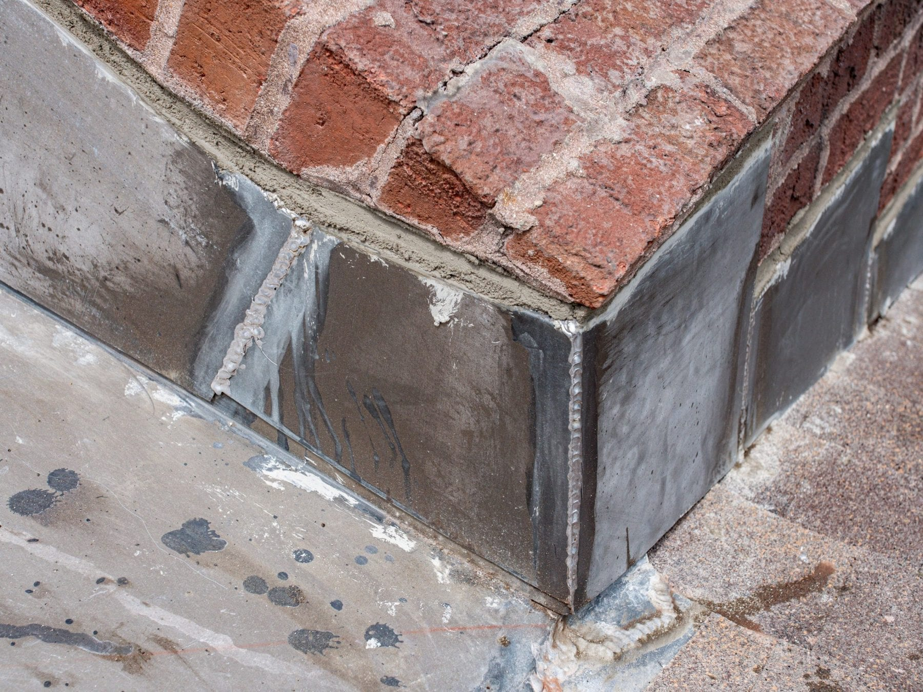 Deer Park Roofing Chimney Flashing