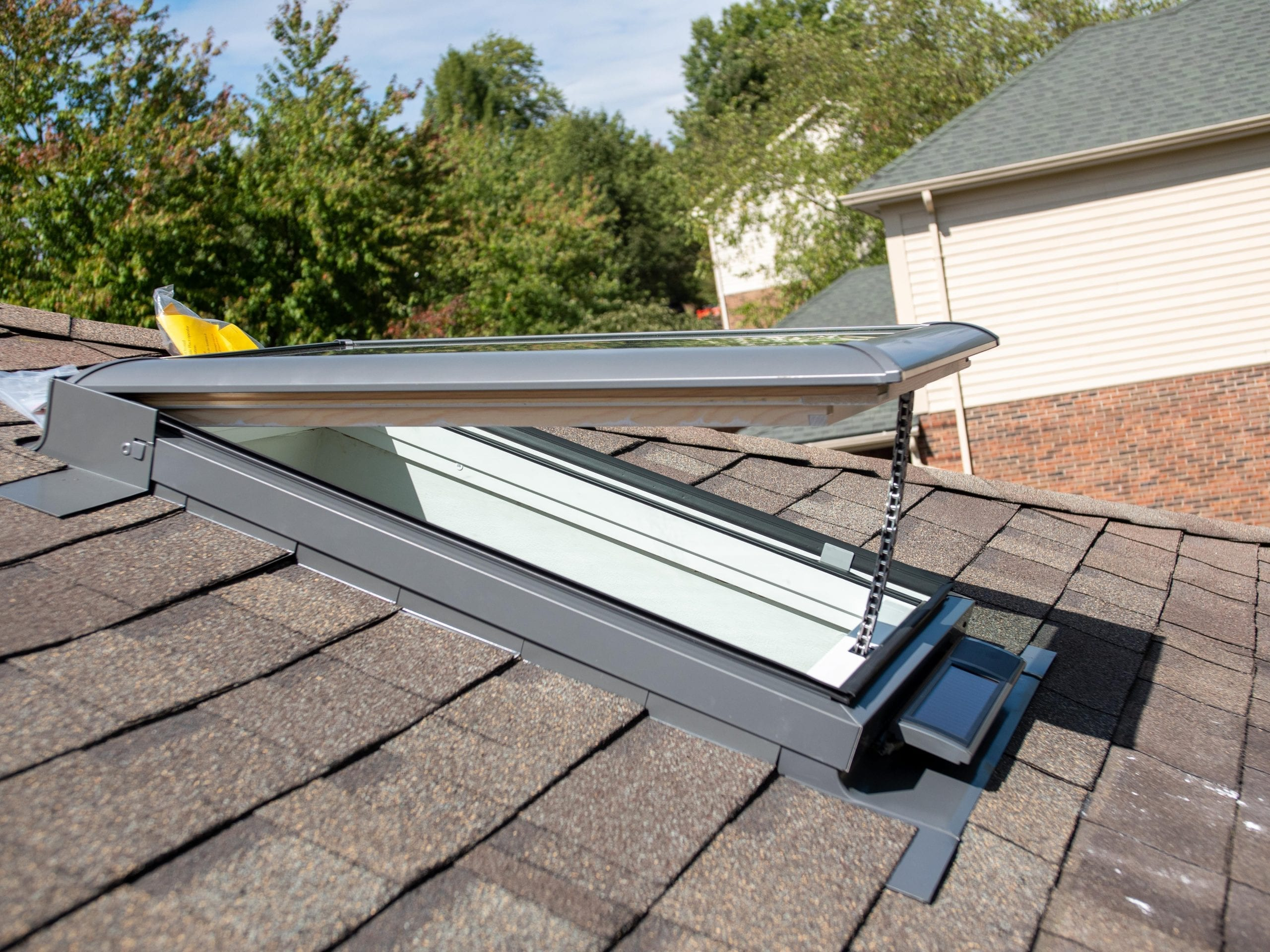 Velux Venting Skylight installed by Deer Park Roofing Madeira