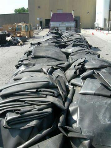 Epdm recycling